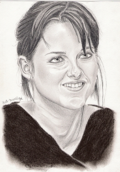 Kristen Stewart by last.moonlight